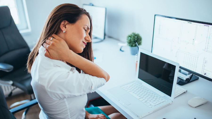 Reduce Neck Pain with Strengthening Exercises