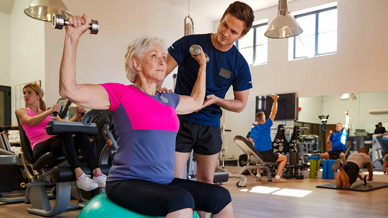 How to Prevent Losing Bone Density and Muscle Mass