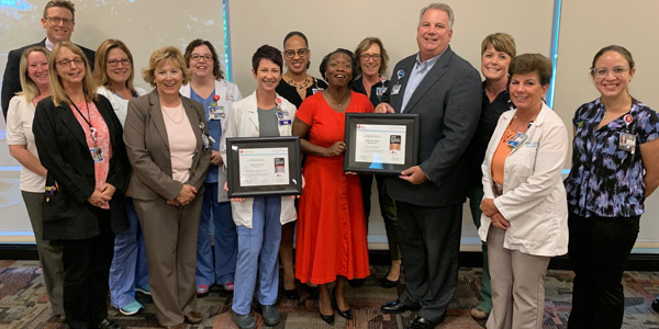 Orlando Health South Lake Hospital receives Get with the Guidelines-Stroke Bronze Quality Achievement Award
