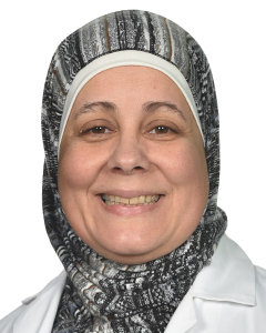 Suha Alkadry, MD