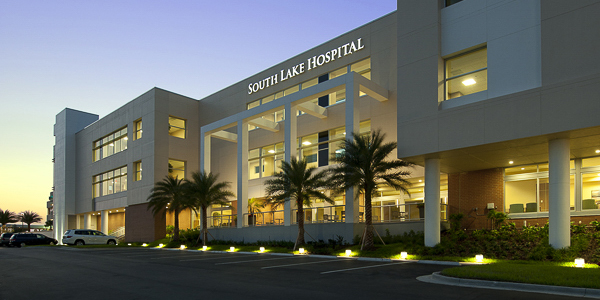Orlando Health South Lake Hospital Names New Hospital President