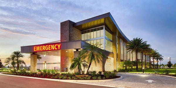 Orlando Health South Lake Hospital Emergency Room - Four Corners