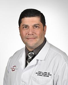 Jorge Uribe, MD